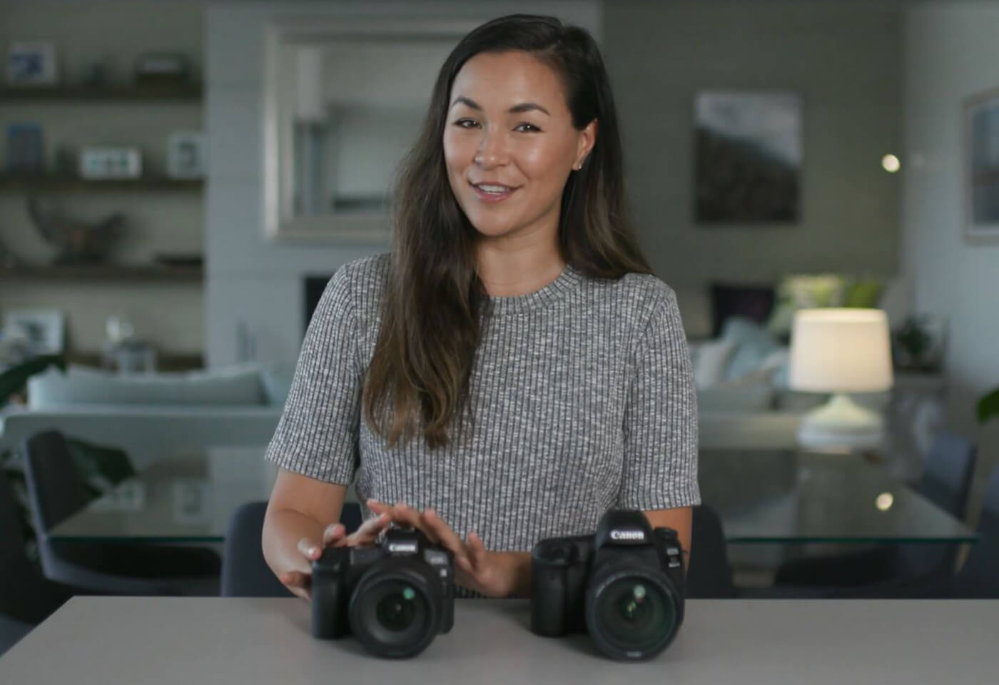 Gemma Peanut with the EOS R Mirrorless and 5D Mark IV Mirrorless
