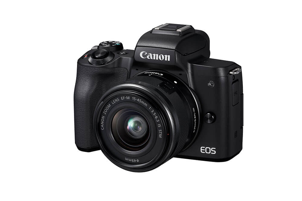 Product image of a Canon EOS M
