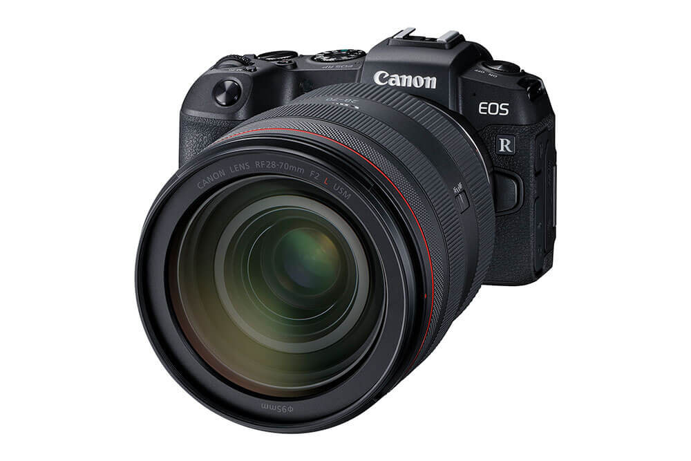 Product image of a Canon EOS R