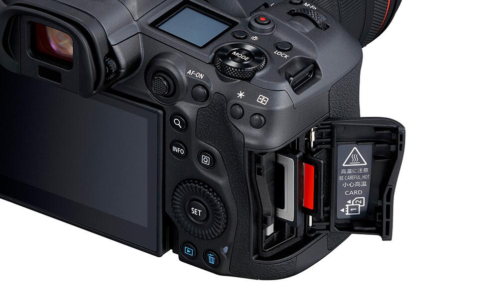 كانون تطلق كاميرتين جديدتين : EOS R5 بدقة تصوير 8K و R6 بدقة تصوير 4K