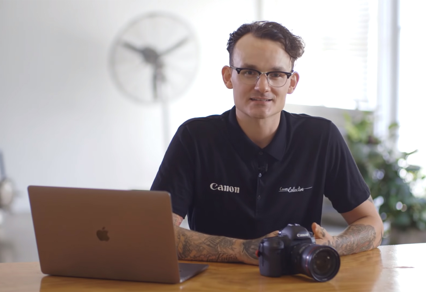Setting Up Your Canon Camera for Video Shooting with Neal Walters