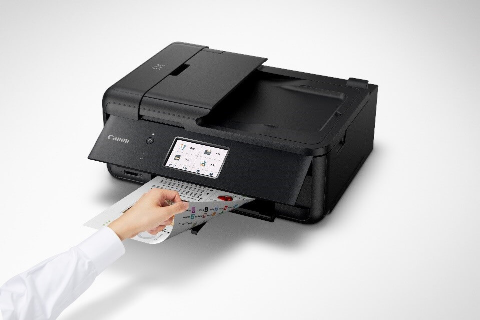 Canon Pixma printers are equipped with Auto Duplex Printing