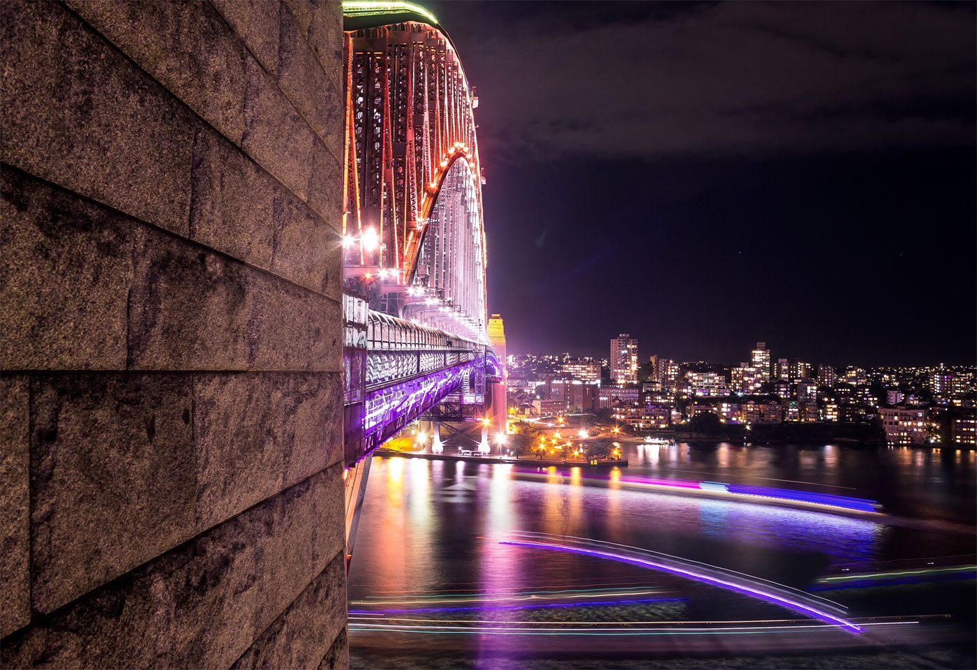 011869cad413 How to capture the magic of Vivid Sydney in photographs