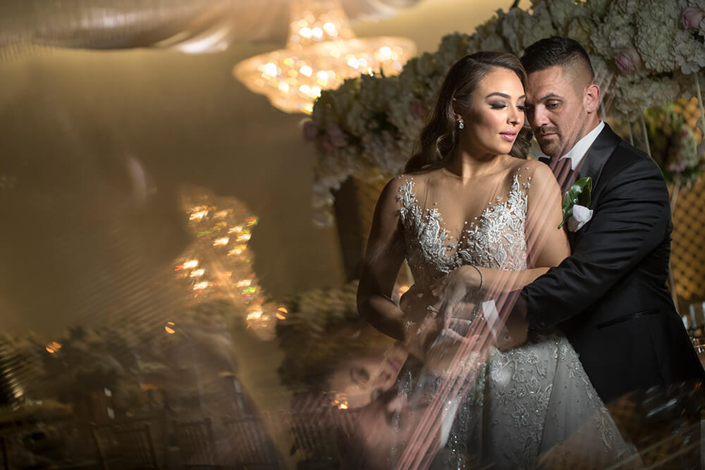 bride and groom photo by Canon Master Ryan Schembri