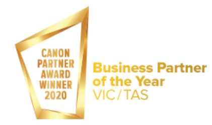 National Partner of the Year Award and Business Partner of the Year 2020 - VIC/TAS