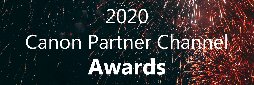 2020 Canon Partner Channel Awards