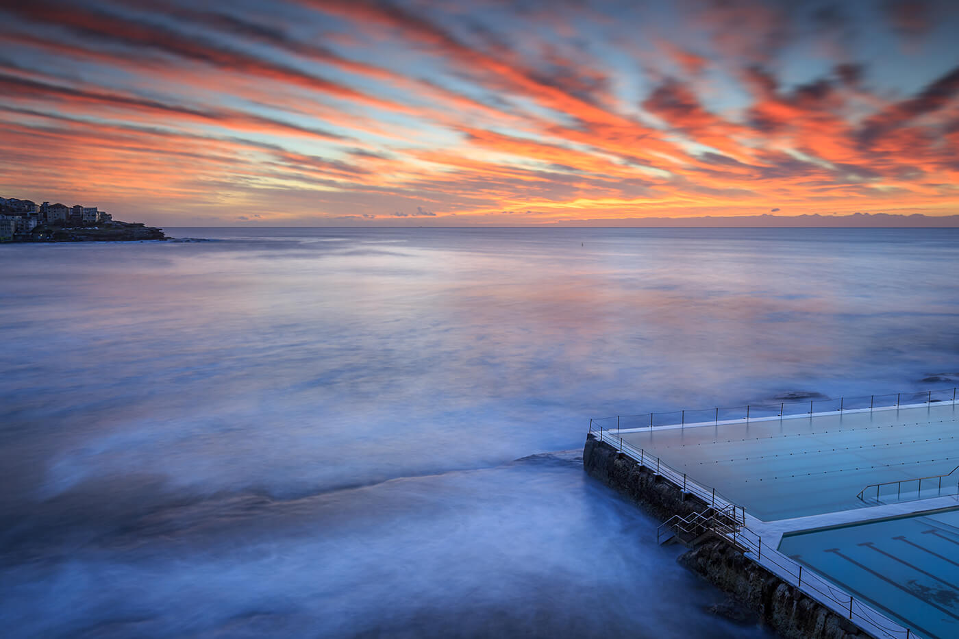 Image of rock pool by photographer Mitch Pearson-Goff